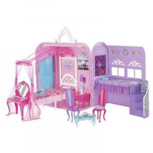 barbie chambre