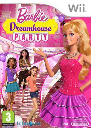 barbie dreamhouse jeux