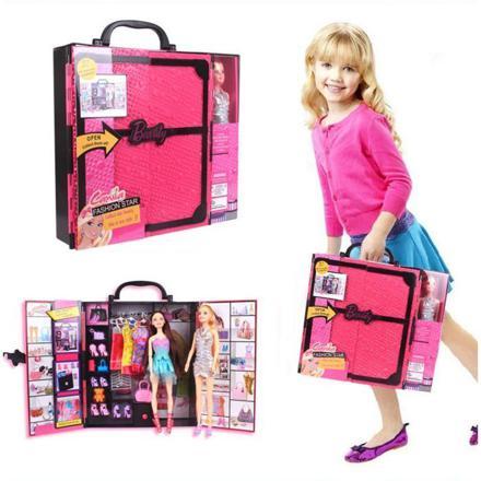 barbie en jouet