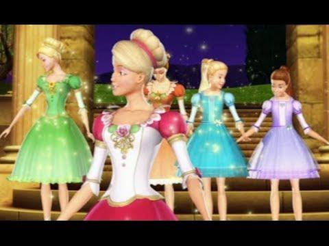 barbie et les 12 princesses streaming