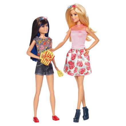 barbie et sa soeur