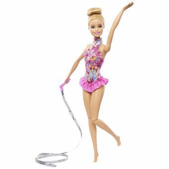 barbie gymnaste