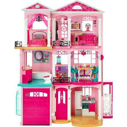 barbie la maison de rêve