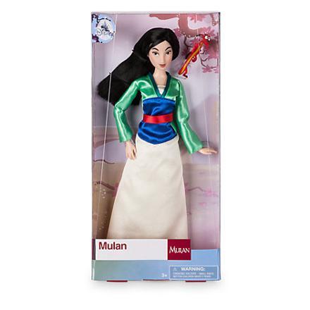 barbie mulan