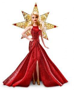 barbie noel 2017