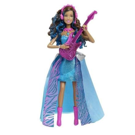 barbie qui chante
