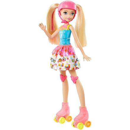 barbie roller lumineux
