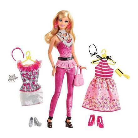 barbie tenue