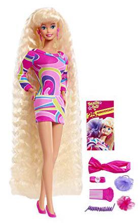 barbie ultra chevelure