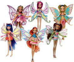 barbie winx