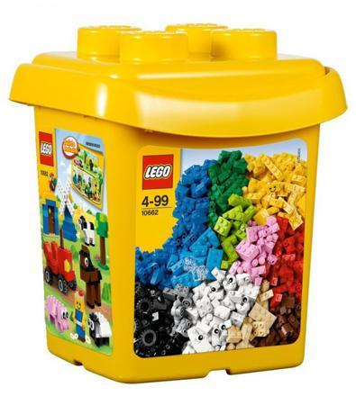 baril de briques lego