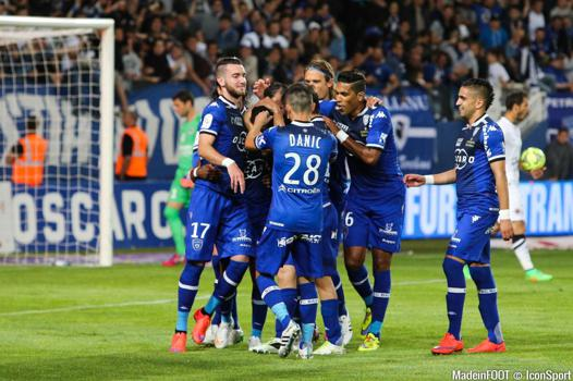 bastia foot site officiel