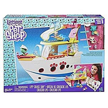 bateau de croisiere petshop