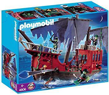 bateau fantome playmobil