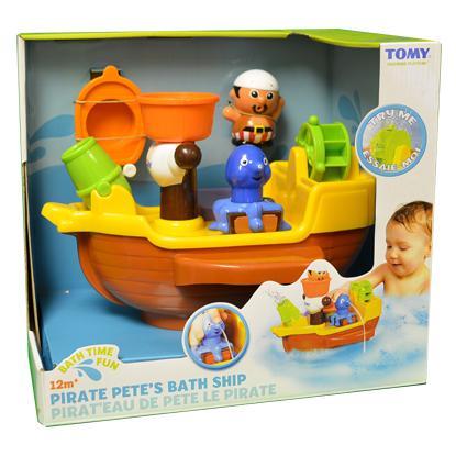bateau pirate tomy