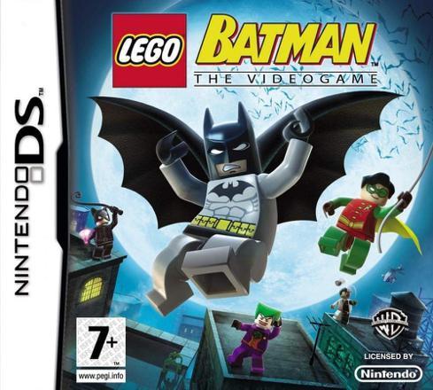 batman jeux lego