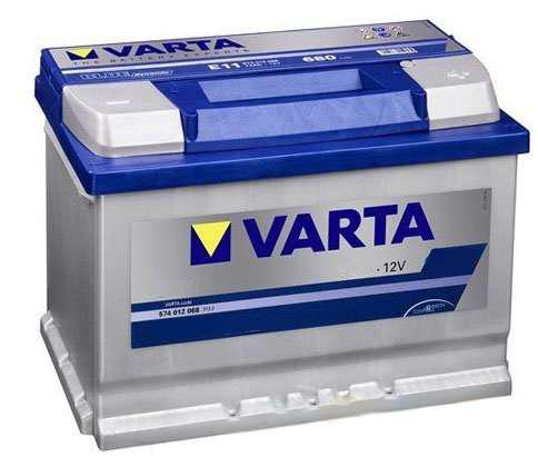 batterie auto varta