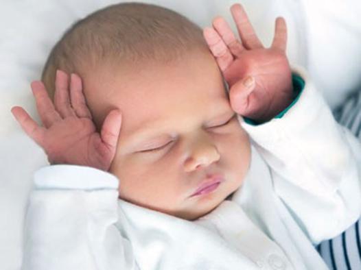 bébé 1 mois et demi sommeil