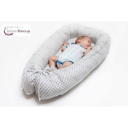 bébé bisous lit