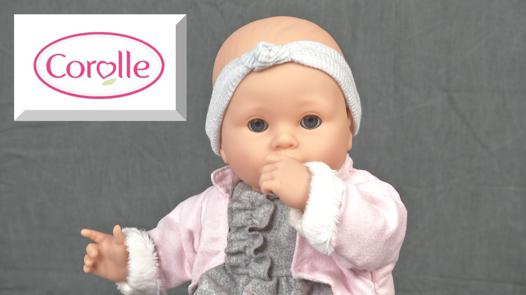 bébé corolle valentine