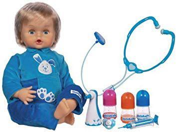 bebe malade jouet