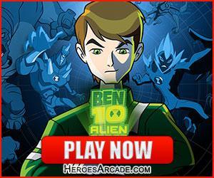 ben 10 games jeux