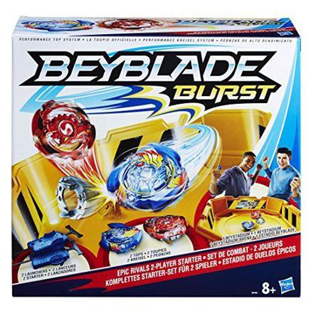 beyblade set de combat 2 joueurs