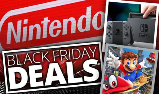 black friday nintendo switch france