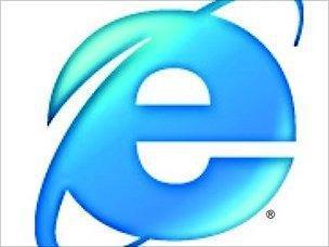 blue e