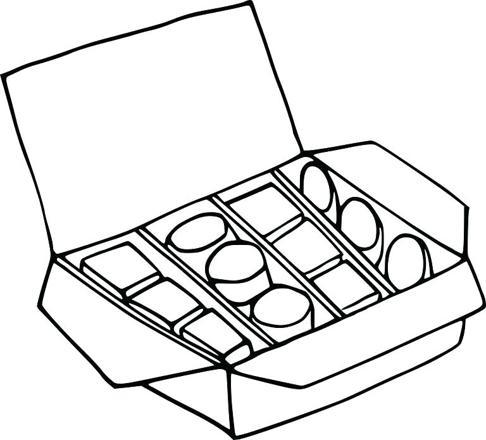boite de coloriage
