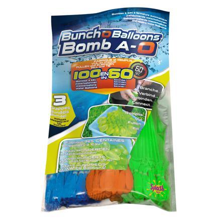 bombe a eau ballon