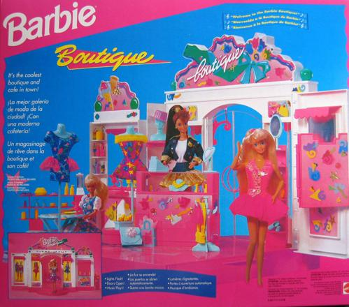boutique de barbie