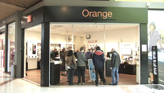 boutique orange angers