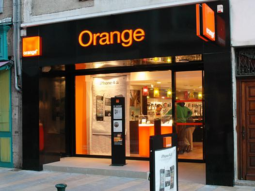 boutique orange annemasse