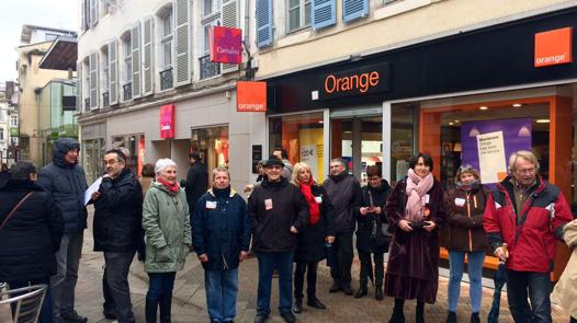 boutique orange caen