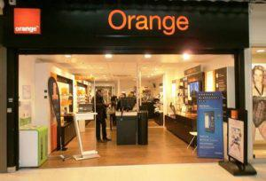 boutique orange cholet