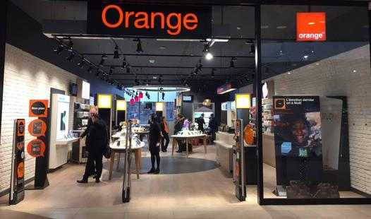 boutique orange istres