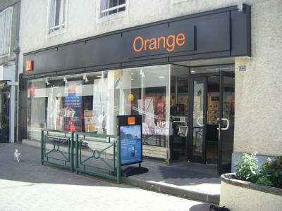 boutique orange orthez