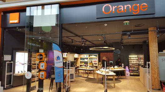 boutique orange rambouillet