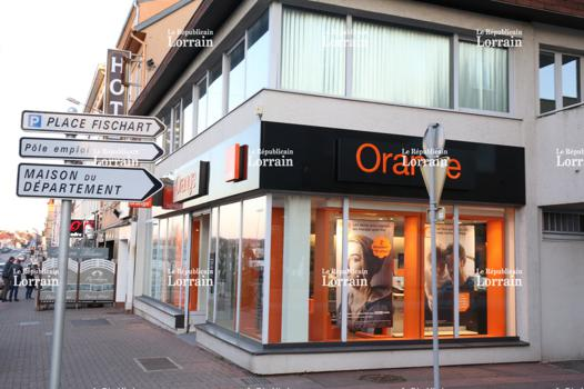 boutique orange sarreguemines