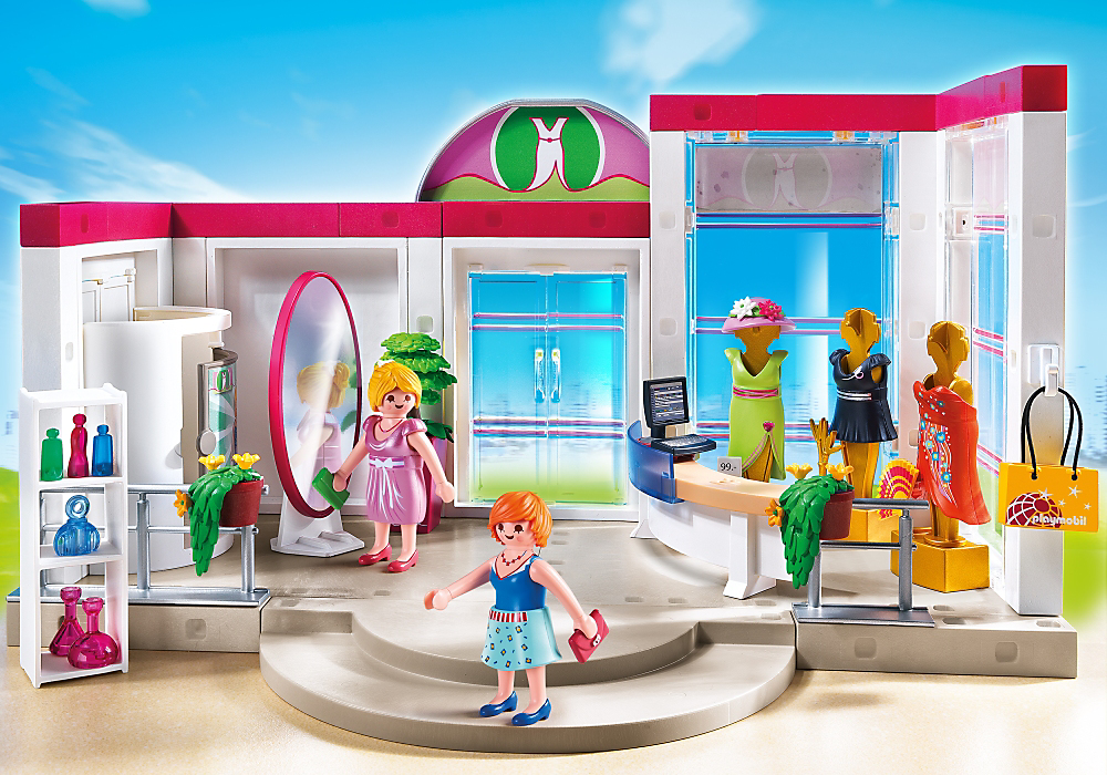 boutique playmobil