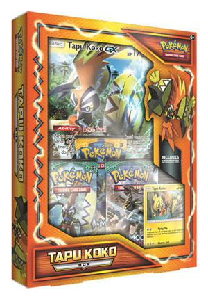box carte pokemon
