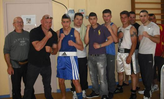 boxing club toulousain
