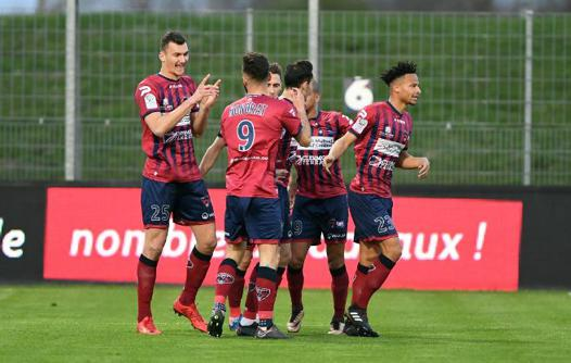 brest clermont ferrand foot