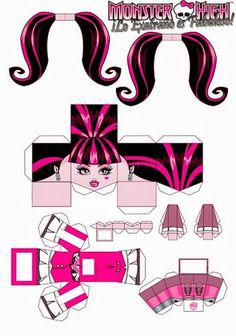 bricolage monster high