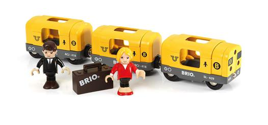 brio subway train