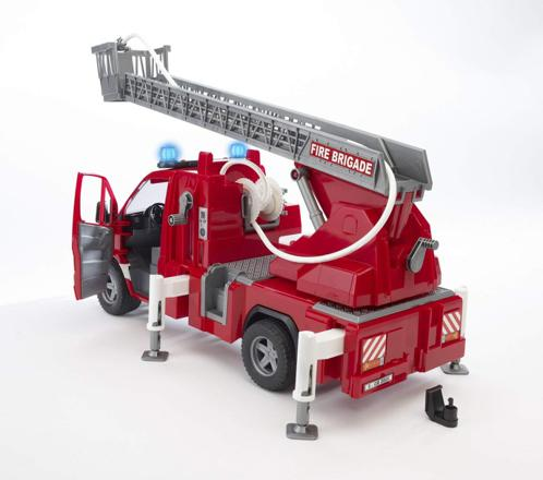 bruder camion de pompier