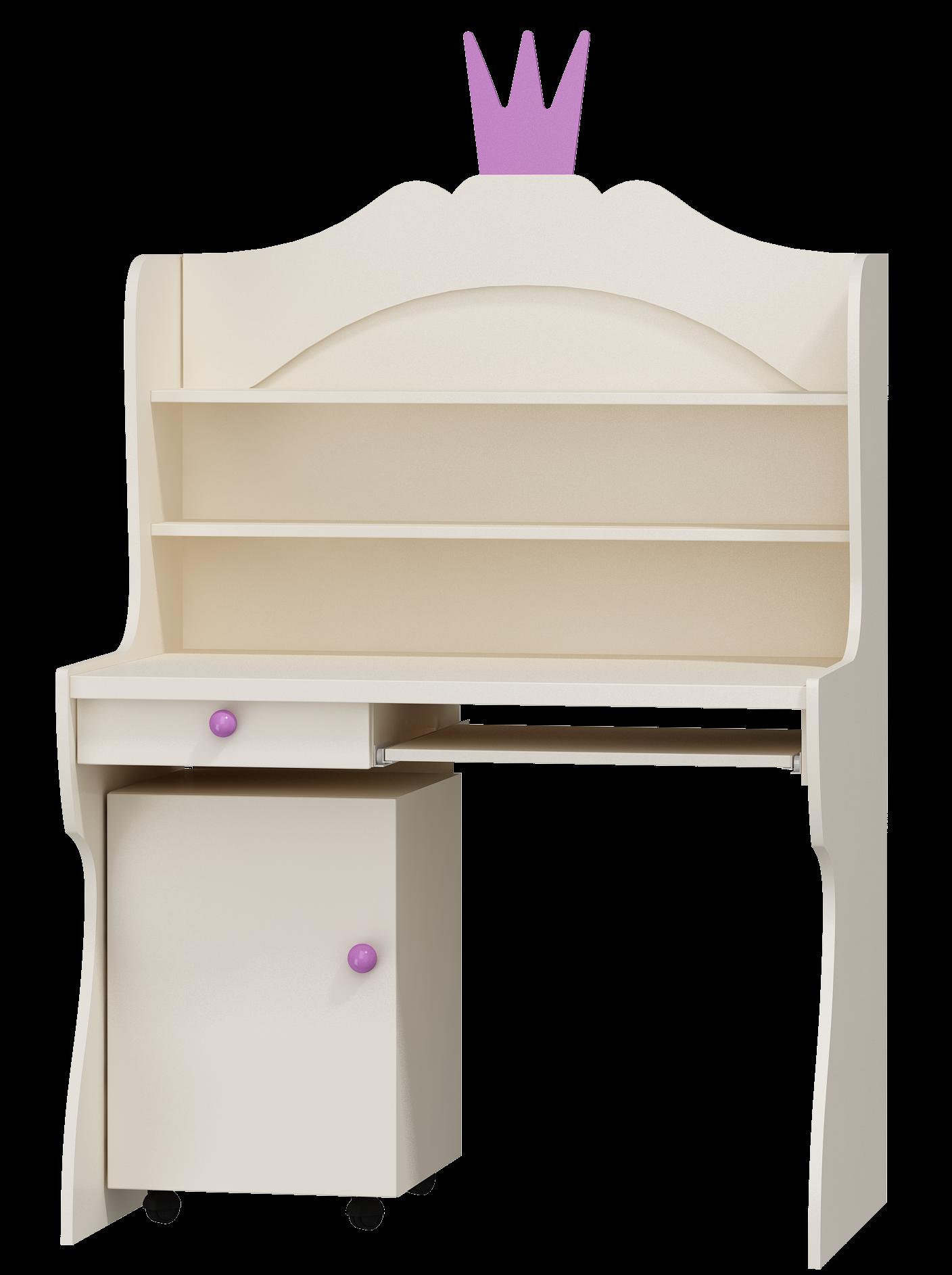 bureau de princesse