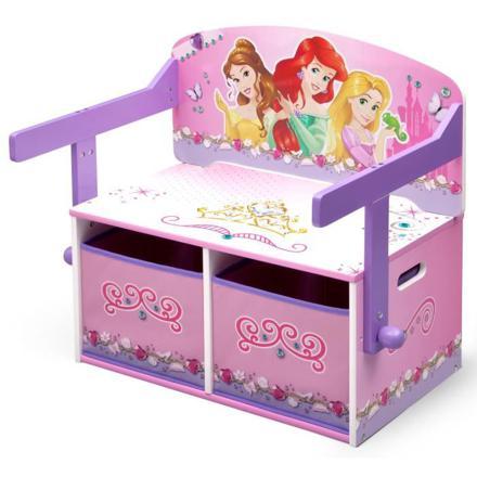 bureau enfant princesse