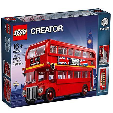 bus londonien lego